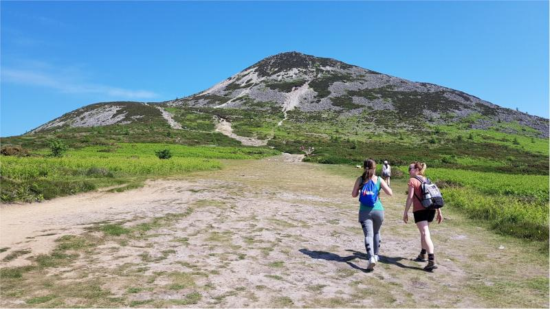 Ecotrail Wicklow: Great Sugarloaf